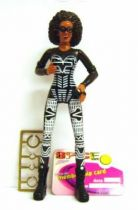 Melanie B. \'\'Scary Spice\'\' - 6\'\' Action figure - TOYmax 1998 - Loose