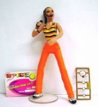 Melanie C. \'\'Sporty Spice\'\' - 6\'\' Action figure - TOYmax 1998 - Loose