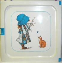 Merchandising Loose Wall cabinet Holly Hobbie