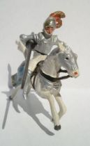 Merten 40mm - Middle Age - Mounted Knight jousting