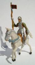 Merten 40mm - Middle Age - Mounted Knight Standard holder