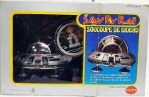 Message from Space - Die-cast Vehicle Popy France - Tonto\'s Space Saucer
