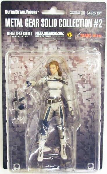 Metal Gear 20th Anniversary - The Boss (MGS 3 ver.)