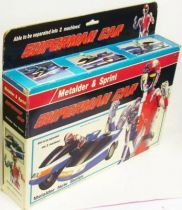 Metalder\\\'s Sidephantom \\\'\\\'Superman Car\\\'\\\' cycle