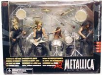 Metallica - McFarlane \'\'Harvesters of Sorrow\'\' figures boxed set