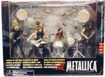 Metallica - McFarlane \'\'Harvesters of Sorrow\'\' figures boxed set