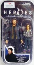 Mezco - Heroes series 2 - Matt Parkman & Molly Walker