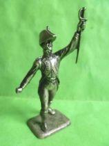 M.H.S.P. - Napoléon et son état major - Piéton Officier Infanterie de ligne