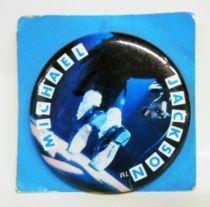 Michael Jackson - Badge vintage 1984 (neuf)
