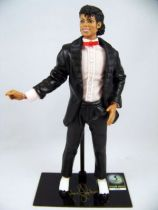 Michael Jackson - Billie Jean - 12\'\' Collectible Doll - Playmates / Bandai 2010 (loose)