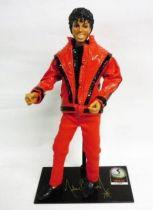 Michael Jackson - Thriller - 12\'\' Collectible Doll - Playmates / Bandai 2010 (loose)