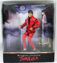 Michael Jackson - Thriller - 12\'\' Collectible Doll - Playmates / Bandai 2010