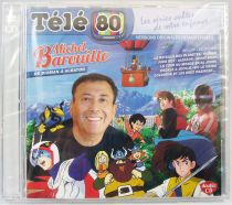 Michel Barouille : de Bioman à Albator - CD audio Télé 80 - Génériques en versions originales remasterisées