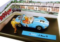 Michel Vaillant Jean Graton Editor Vaillante Le Mans\\\'61 Diecast Vehicle - Scale 1:43 (Mint in Box)