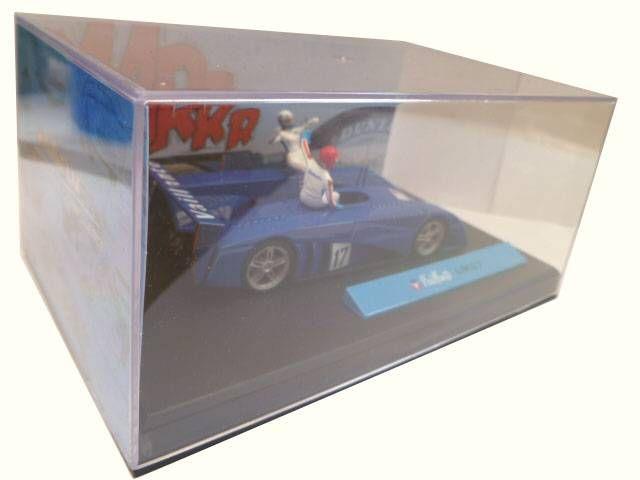 Michel Vaillant Jean Graton Editor Vaillante LM07 Diecast Vehicle - Scale 1:43 (Mint in Box)