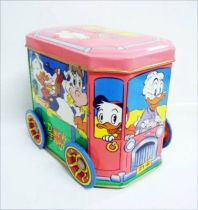Mickey & Friends - Candy Container \'\'Duck Farm\'\' Truck