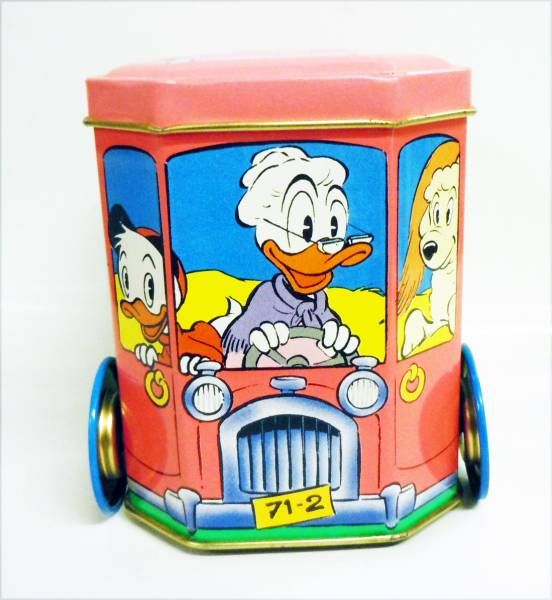 Mickey & Friends - Candy Container \\\'\\\'Duck Farm\\\'\\\' Truck