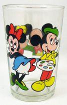 Mickey & Minnie - Verre à moutarde Ducros