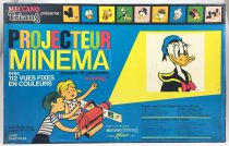 Mickey & ses amis - Projector Minema 112 Views (Meccano-Triang / Kenner 1965)