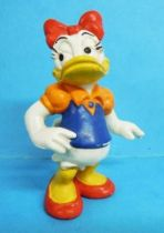 Mickey and friends - Bully 1977 PVC Figure - Daisy