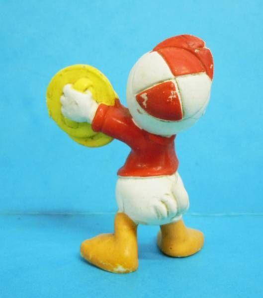 Mickey and friends - Bully 1977 PVC Figure - Dewey