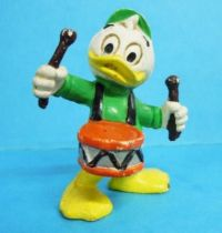 Mickey and friends - Bully 1977 PVC Figure - Louie