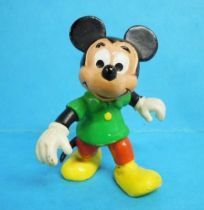 Mickey and friends - Bully 1977 PVC Figure - Mickey