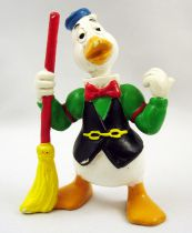 Mickey and friends - Bully 1984 PVC Figure - Gus Goose