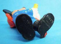 Mickey and friends - Bully 1985 PVC Figure - Mickey Fireman