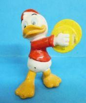 Mickey and friends - Bully 1988 PVC Figure - Dewey