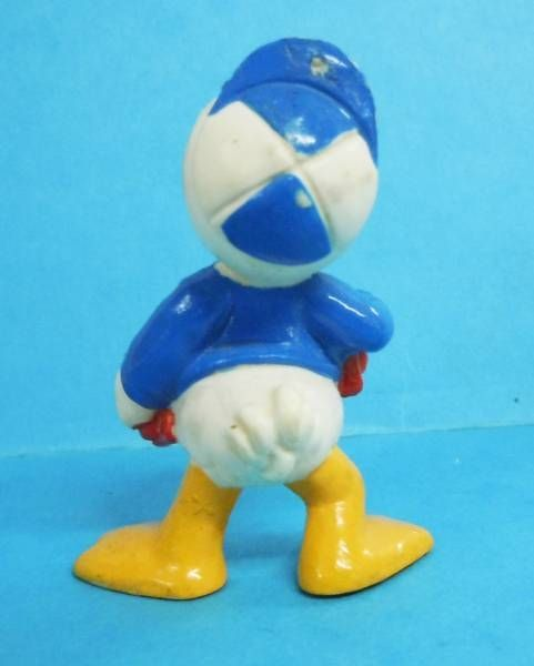 Mickey and friends - Bully 1988 PVC Figure - Louie
