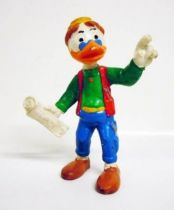Mickey and friends - Bully PVC Figure - Gyro Gearllose