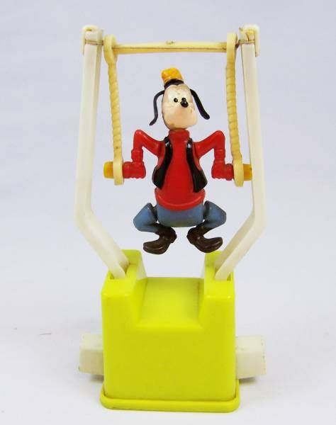 Mickey and friends - Céji - Goofy tricky trapeze