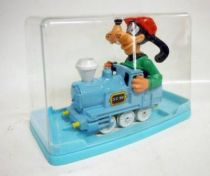 Mickey and friends - Die-cast Vehicle Guisval - Goofy in Train (mint in box)