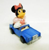 Mickey and friends - Die-cast Vehicle Matchbox - Minnie in car (loose)