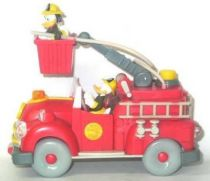 Mickey and friends - Disney Magasine Italy Exclusive - Donald\'s Fire Truck