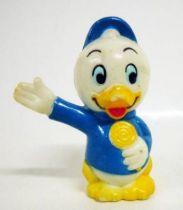 Mickey and friends - Disney Plastic Figure - Huey