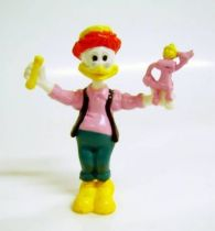 Mickey and friends - Disney pvc figure - Gyro Gearllose