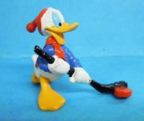 Mickey and friends - Disney PVC Mini Figure - Donald Hockey