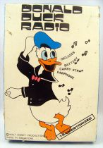 Mickey and friends - Donald Duck Radio (in box)