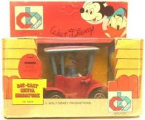 Mickey and friends - ESCI Die-cast Vehicle - Granma Donald\'s car (mint in box)