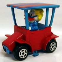 Mickey and friends - ESCI Die-cast Vehicle - Granma Donald\'s car