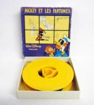 Mickey and friends - Film Office Super 8 Movie - Mickey Mouse and the Ghosts