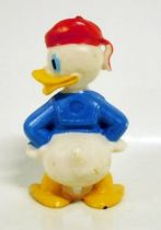 Mickey and friends - Heimo PVC Figure - Donald (blue)