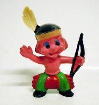 Mickey and friends - Heimo PVC Figure - Hiawatha #1