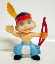 Mickey and friends - Heimo PVC Figure - Hiawatha #2