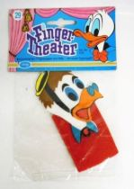 Mickey and friends - Helly Finger Puppet - Gyro Gearloose
