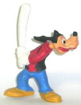 Mickey and friends - Jim Plastic Figure - Goofy