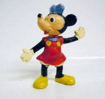Mickey and friends - Jim Plastic Figure - Minnie