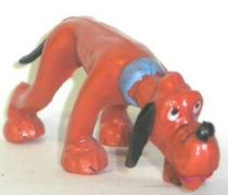 Mickey and friends - Jim Plastic Figure - Pluto (walking)